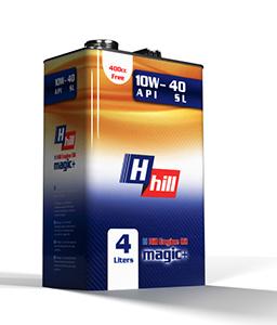 روغن موتور 4 لیتری Hhill10w-40
