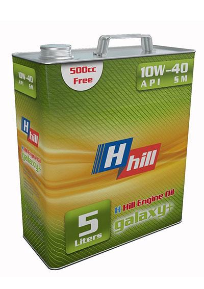 روغن موتور 5 لیتری Hhill 10w-40